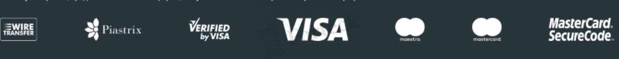 Supra Trade - пополнение счета