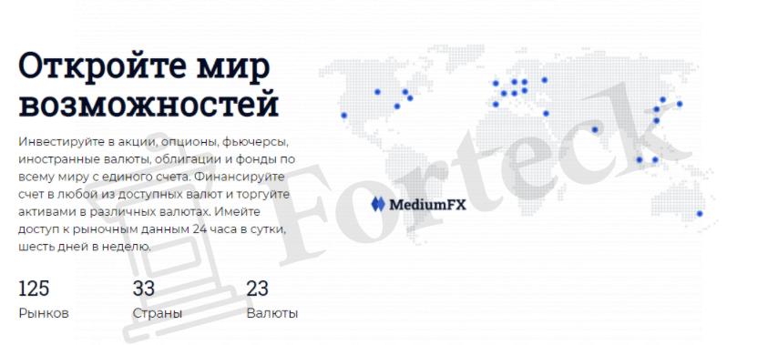 MediumFX - статистика