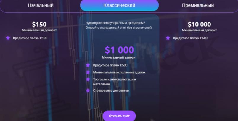 VG-C - торговые аккаунты