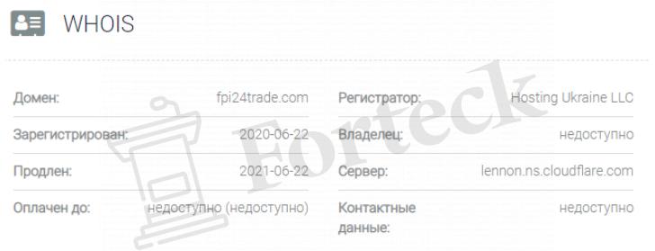 FPI24 Trade - домен