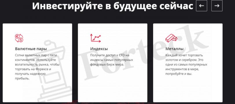 FinMSK - торговые активы
