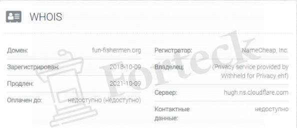 обзор официального сайта Веселых рыбаков
