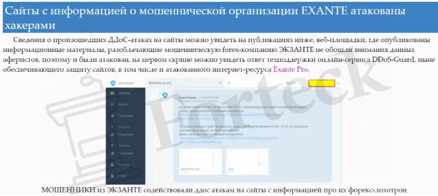 XNT LTD угрожает раскрывающим его обман