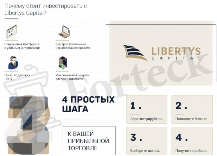 предложения Libertys Capital