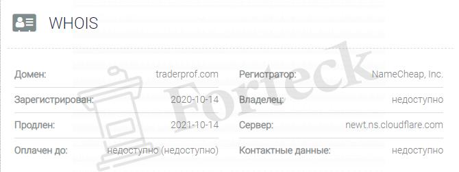 домен TraderProf