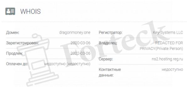 домен DragonMoney