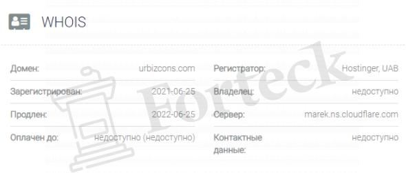 домен услуги Евробизнес-Консалтинг