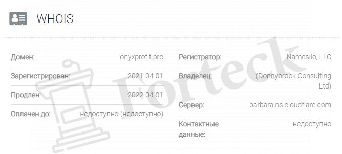 домен OnyxProfit