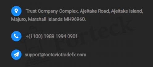 связь с Octaviotradefx