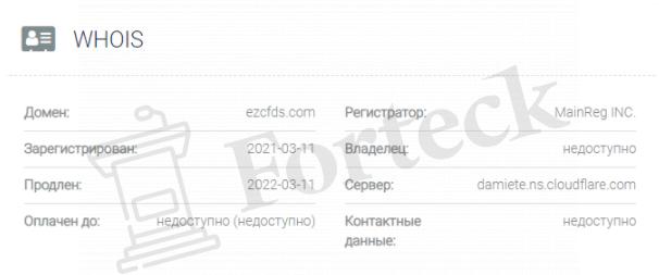 домен Ezcfds