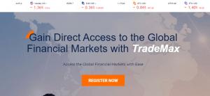 TradeMax – очередной черный брокер, который любит чужие деньги