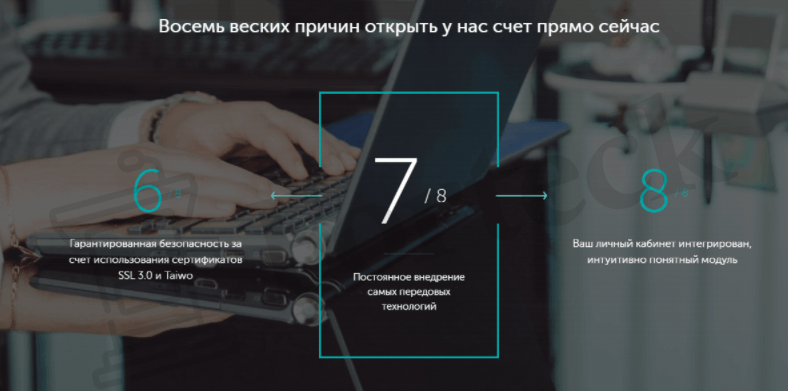 признаки мошенничества BitactiX